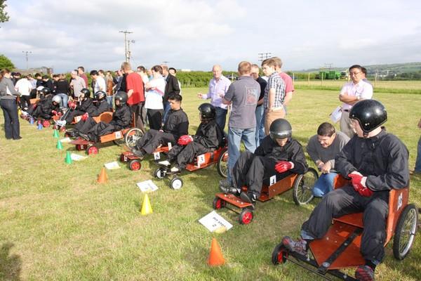 Outdoor Team Building Activities - Event Management Photo Album By